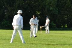 Thomas Wornham bowling